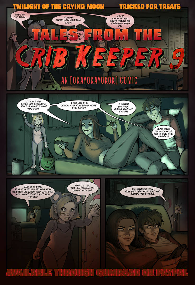 Tales from the Crib Keeper 9 intro