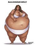 Ballooning Belly
