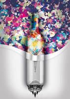 colourful.bottle. by kamilk