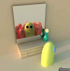 Mirror by iAkumu
