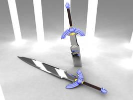Zelda - Master Sword update by iAkumu