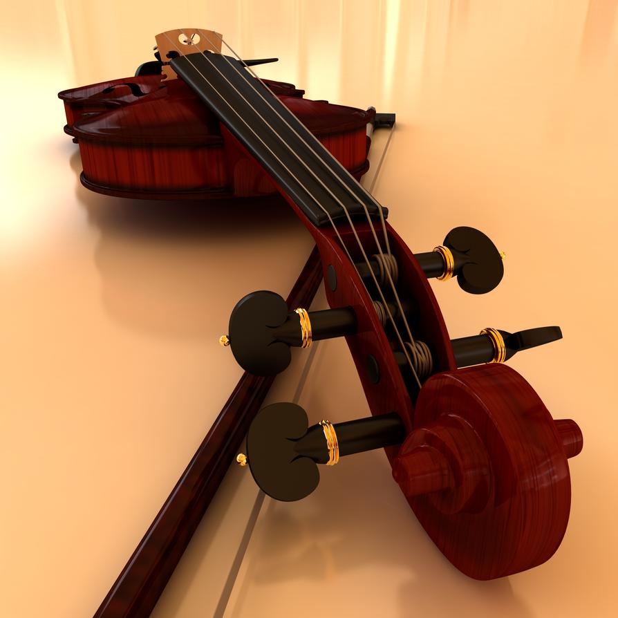 Violin 2 by iAkumu