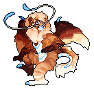 Pixel for Wereprincex by Oxxidian