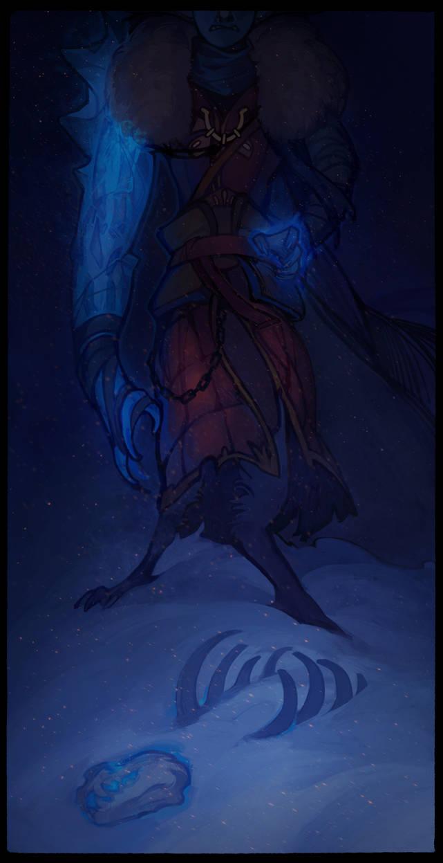Frostfall Skirmish [Entry #1]