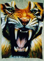 tiger4 by neekano
