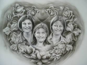 3 sisters by neekano