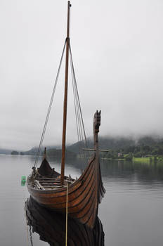 Vikings' ship