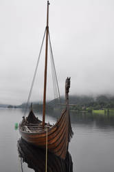 Vikings' ship