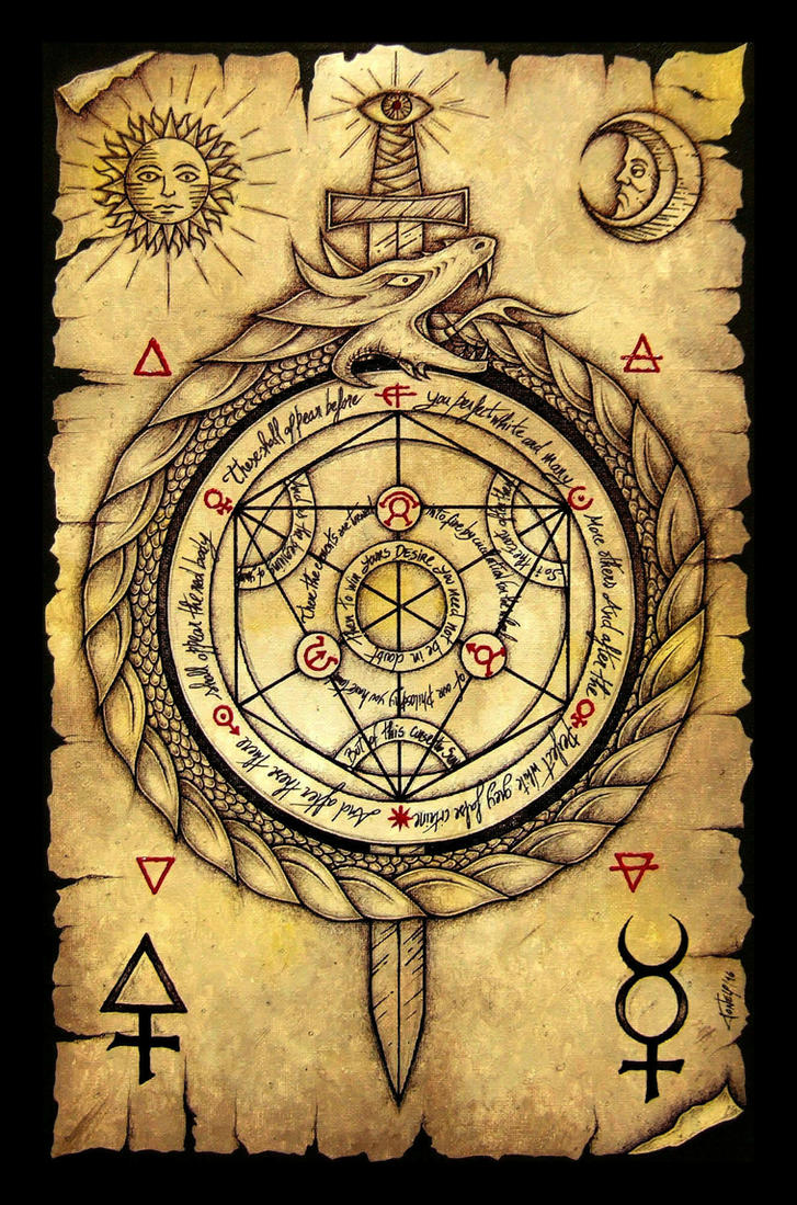 Circle Of Ouroborus - Night Radiance Pt. 2