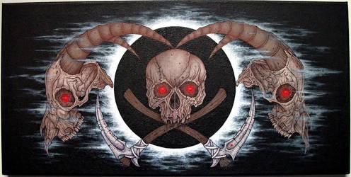 Eclipsim Ostensor Mortem II by tonelo
