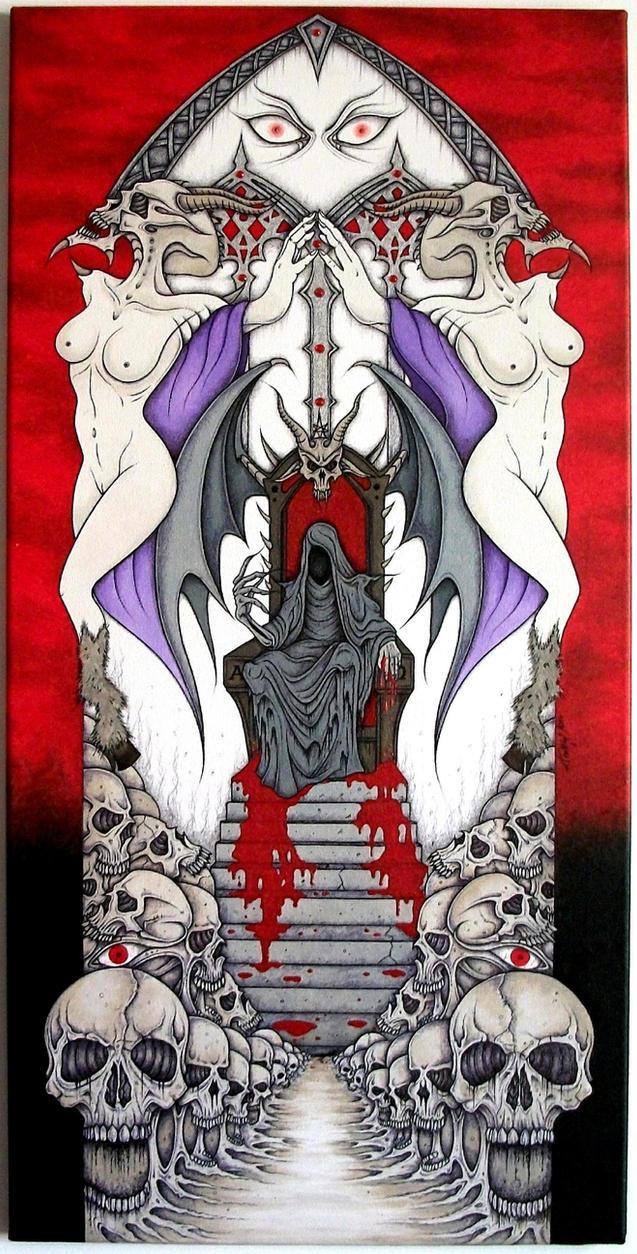 Judgement II by tonelo