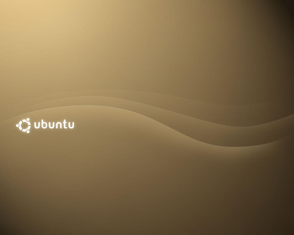 Ubuntu Feisty Wallpaper - 1 by floodcasso2