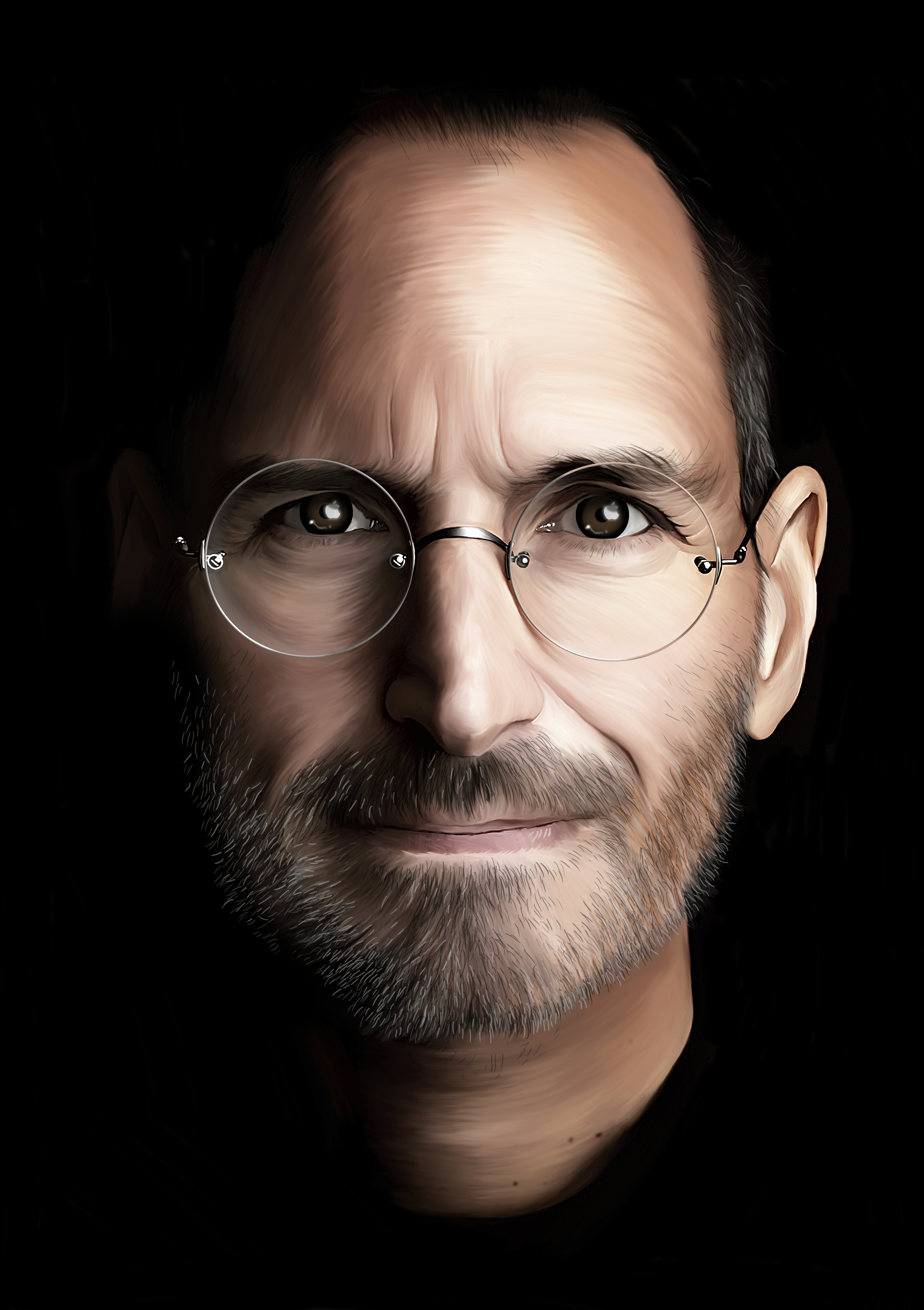 visionary steve jobs My first memory of steve jobs is from high school, when he was a senior and i was a freshman i went to prospect high but showed up weekly at homestead h.