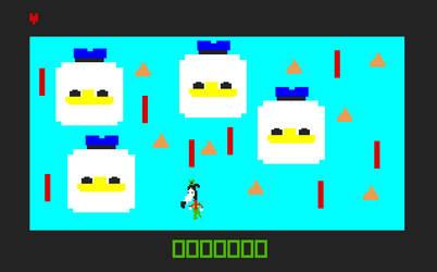 (ATARI 2600) gooby's Big Adventure