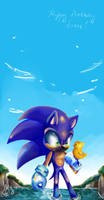 Happy Birthday Sonic.