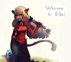 welcome to kelba. by silveyn