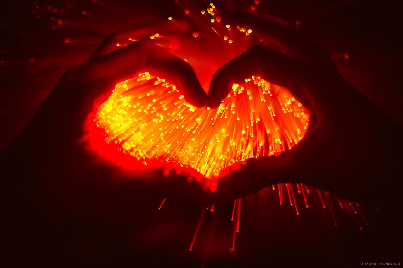 Love explosion by AlexanderLoginov