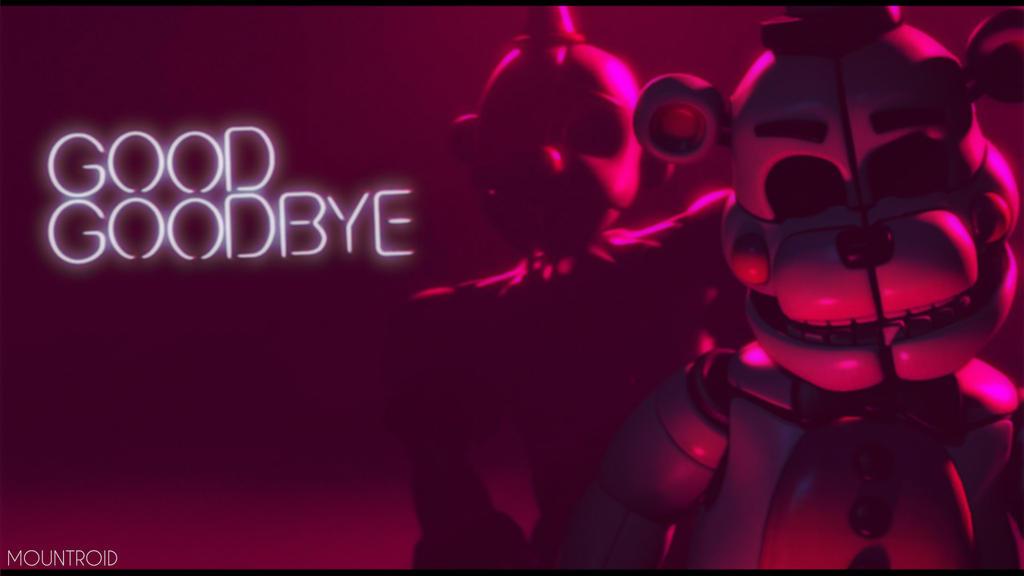 Good Goodbye by GreenRou