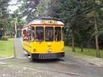 Taman Bunga Nusantara Garden Tram