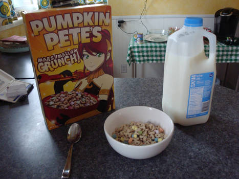 The Early Bird Gets the Cereal!