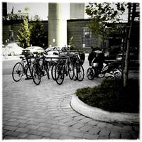 Liberty Bikes by whiterabbit007