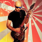 Joe Satriani by CraftF
