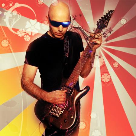 Joe Satriani by CraftF