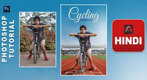 Photoshop Manipulation Tutorial Cycling Photo edit
