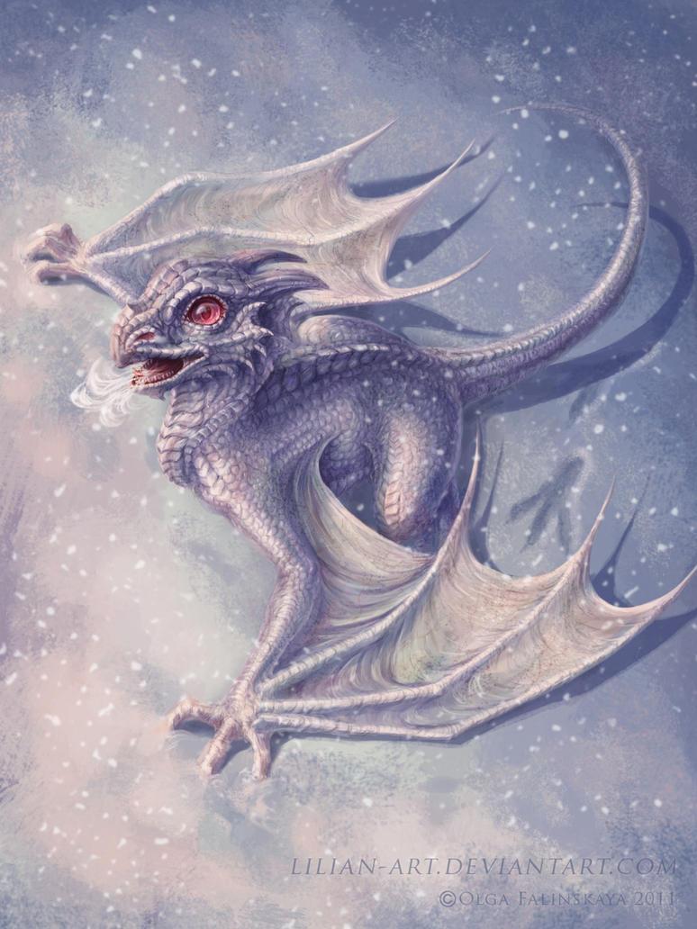 Dragon_1 by Lilian-art