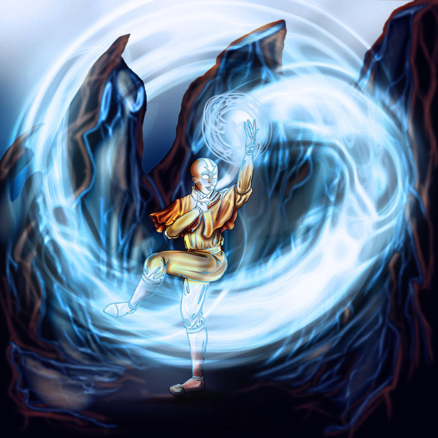 Avatar Aang By Seanwest101 On DeviantArt