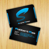 Business Card Smeckdesigns by sm3ck