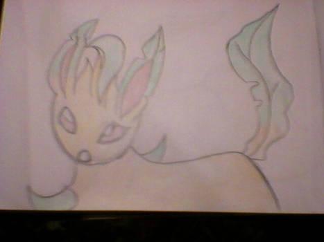 Drawing Leafon