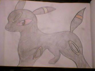 Pokemon Unbreon