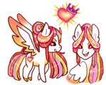 .:MLP Next Gen: Princess Dawn's Regalia:.