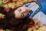Sleeping in foliage