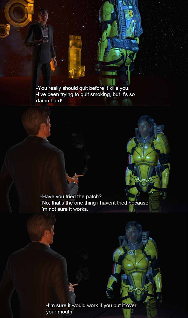 Mass Effect Screen Caps 2 by bishou-no-soujiro