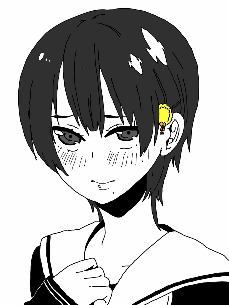 Mizuki from Bokugirl by bishou-no-soujiro