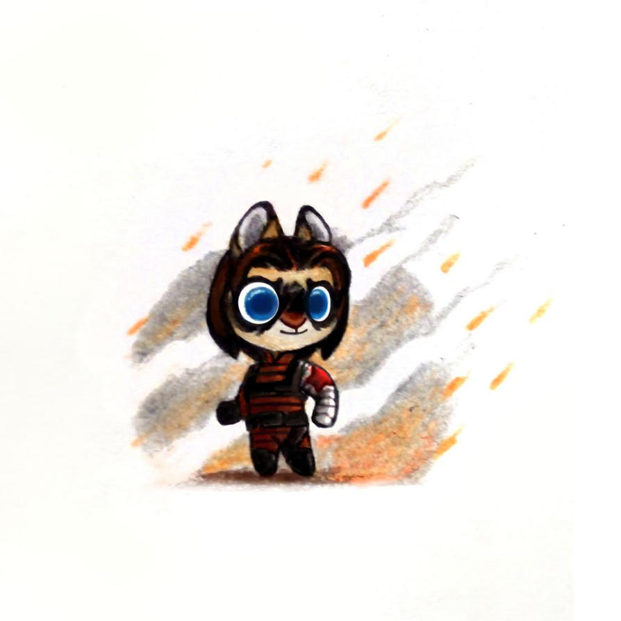 Winter Soldier by pm-papermate