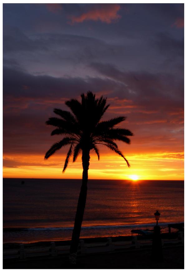 Sunrise I by Waterlilynl
