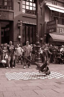 Street Dance by erene