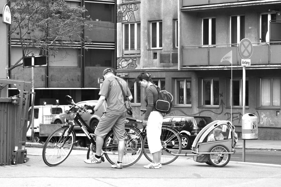 Family Ride by erene