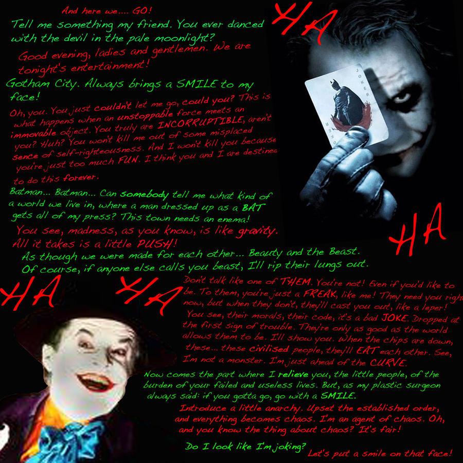 Famous Joker Quotes Batman. QuotesGram
