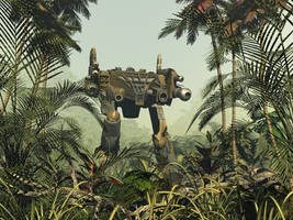 Jungle Patrol by SakhanBullsEye