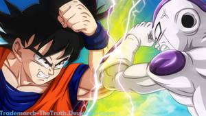 Goku vs Freeza 2