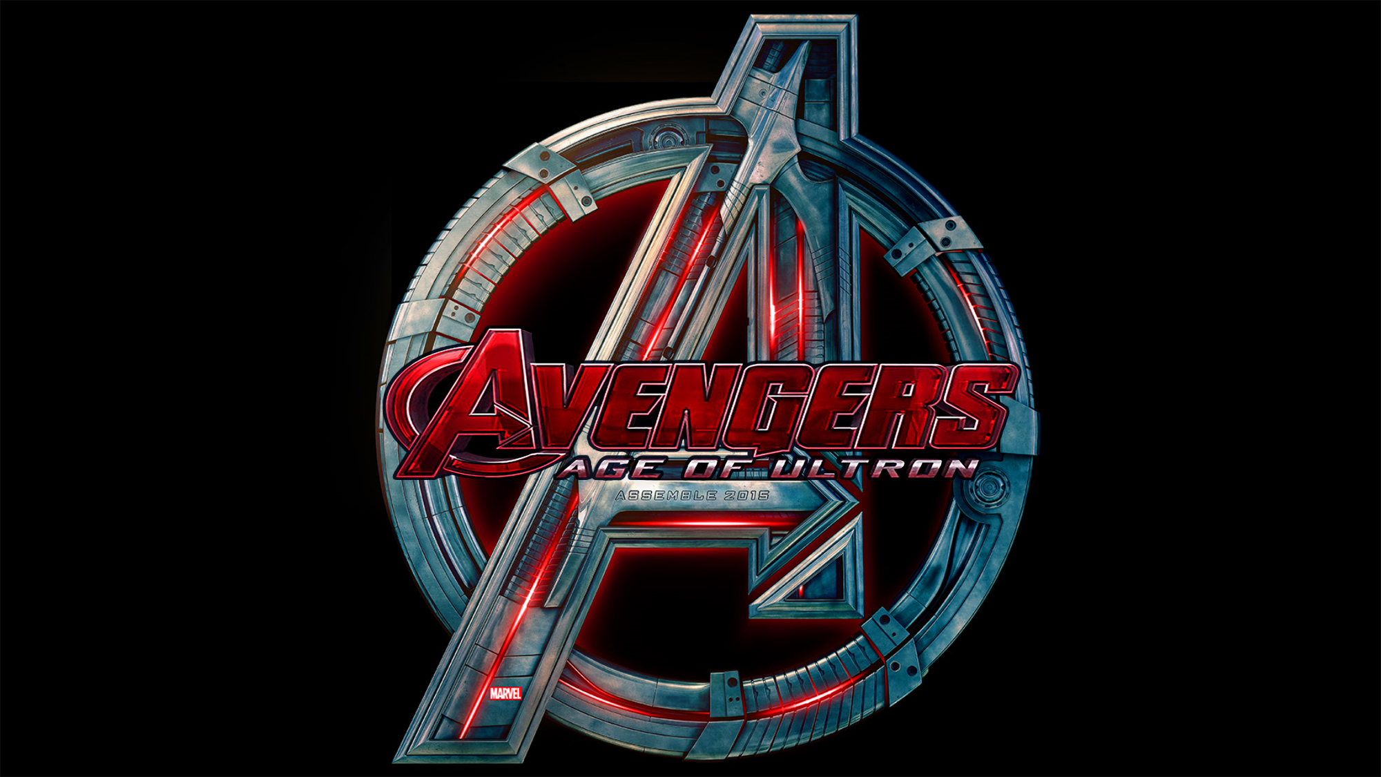 the avengers age of ultron logo 002 by llexandro on
