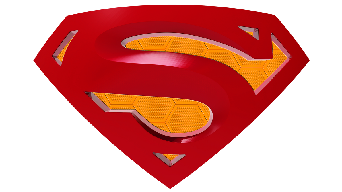 3D Superman Logo by llexandro on DeviantArt