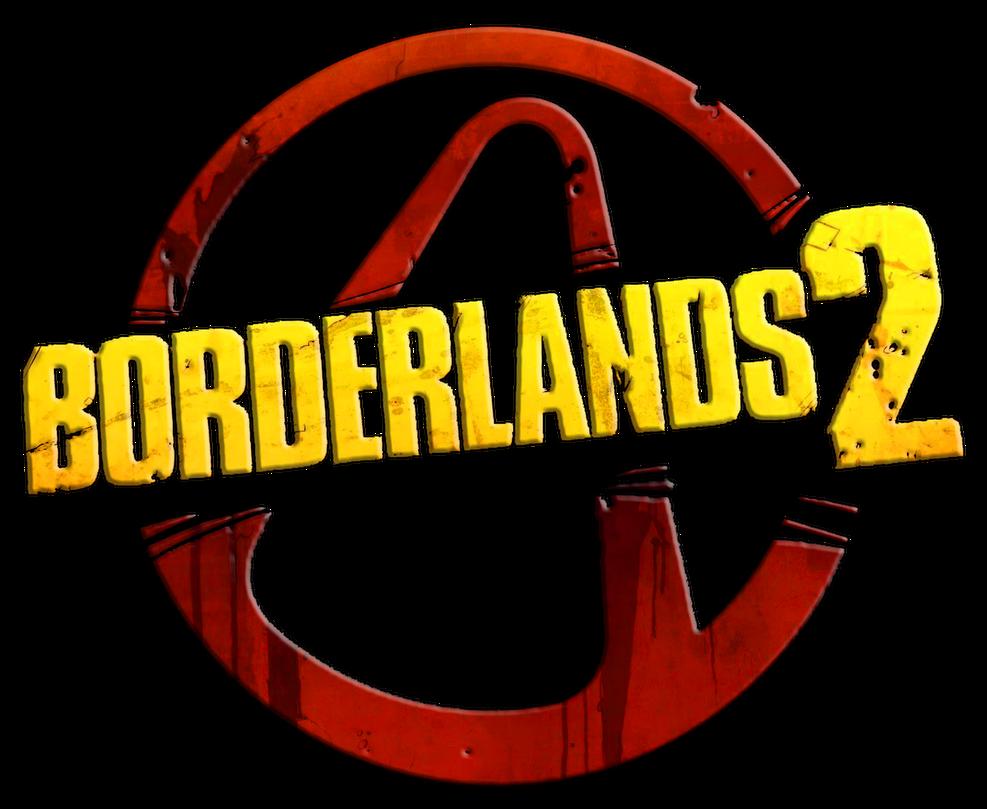 Borderlands 2 Logo by llexandro on DeviantArt
