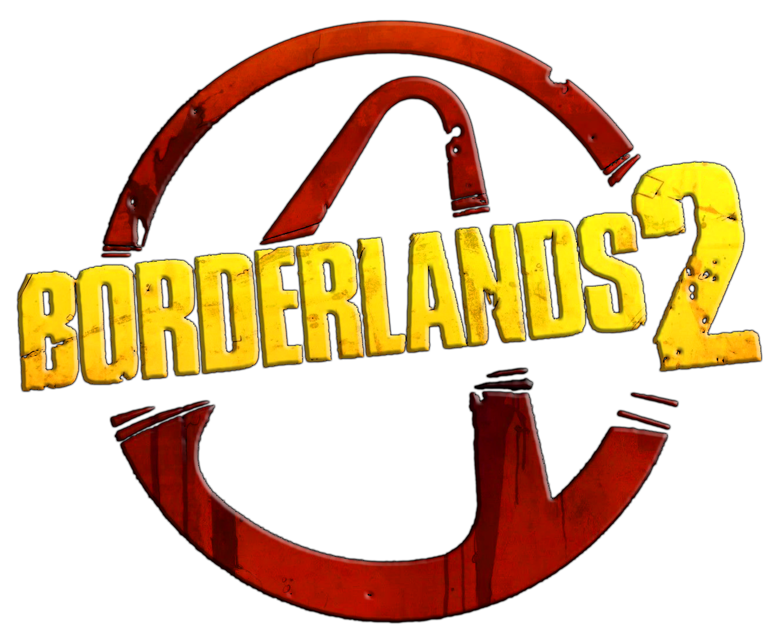 Borderlands 2 Logo by llexandro on DeviantArt
