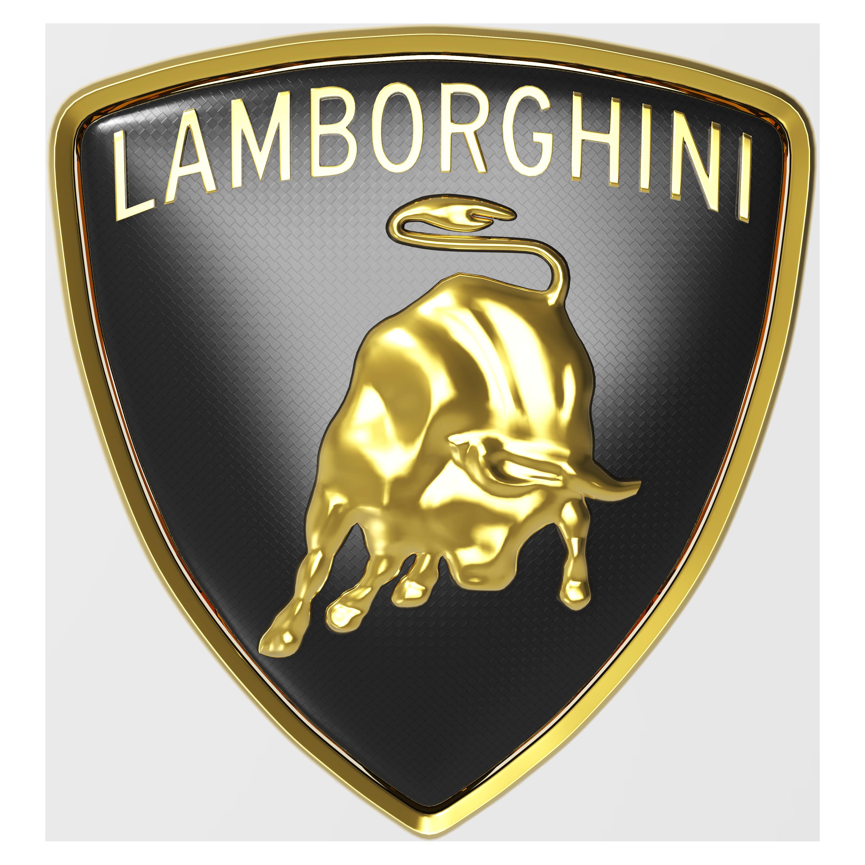 3d Lamborghini Logo By Llexandro On Deviantart