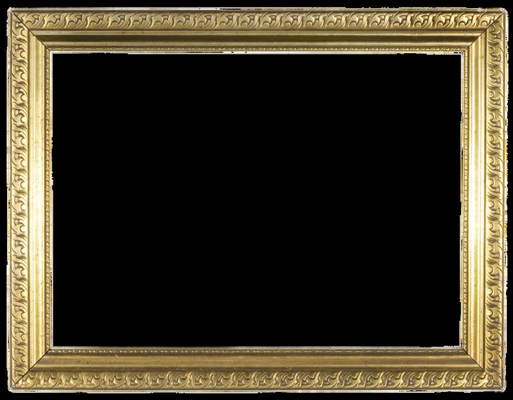 Golden Frame 02 by llexandro on DeviantArt